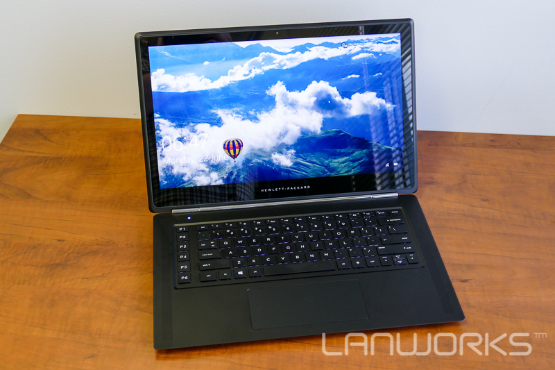 Sleek and Light…for a Workstation: the HP Omen Pro | Lanworks