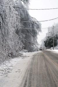 Ice Storm Dec 2013